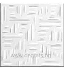 Таванска плоскост 50/50 номер 8 бял