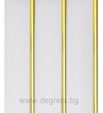 PVC ламперия Злато