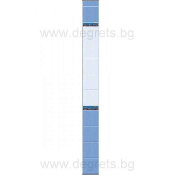PVC ламперия Морско дъно фон