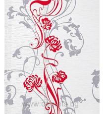Тапет винил Фея цвете червен