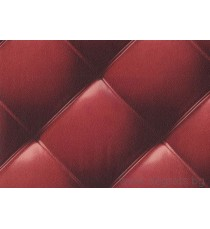 Тапет PVC Кожа червен