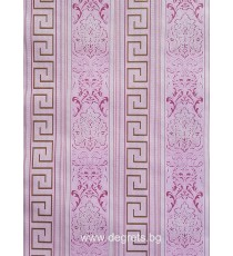 Тапет хартиен Версаче 3D розов